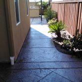 Sidewalk Concrete Contractor Lakeside, Pathway Walkway Concrete Company